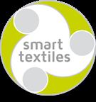 Smart textiles showroom logga